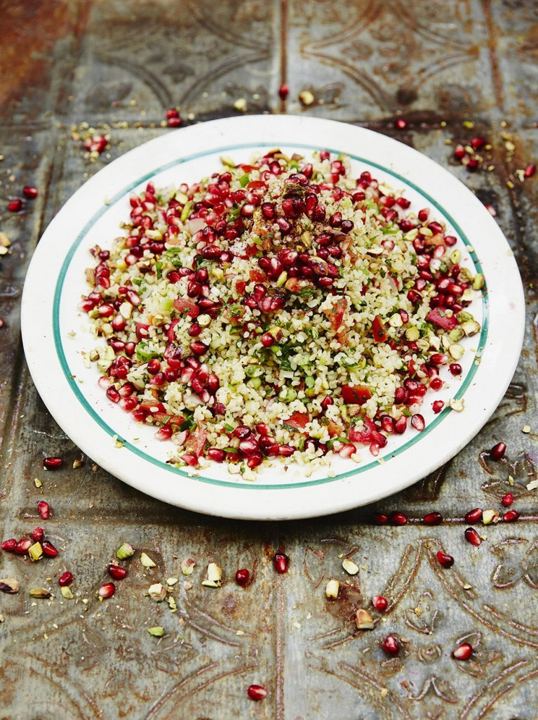 Hive learning festive recipes jamie olivers tasty tabbouleh salad forumfinder Gallery